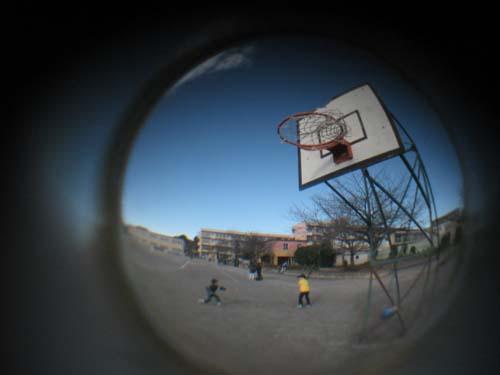 バスケットのリング