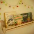 子供部屋の本